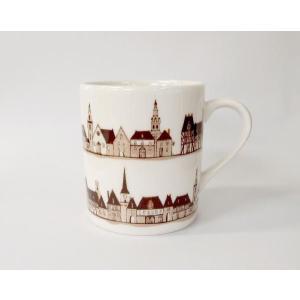 マグカップ(タウン) M|potiercoffee