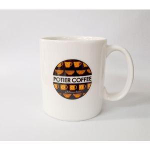 マグカップ(ロゴ) L|potiercoffee
