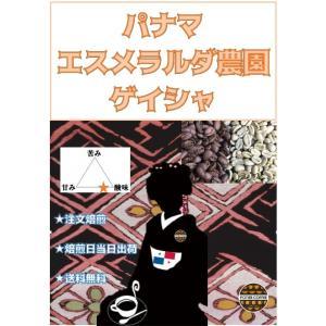 パナマ エスメラルダ農園 ゲイシャ 150g|potiercoffee