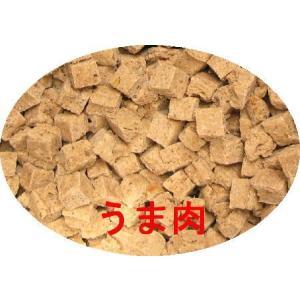 【愛犬ワンダフル】 馬肉タイプ  200g (小粒も選べます) ナチュラル ドッグフード (犬用全年齢対応)|potitamaya-y|04