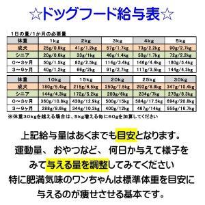 国産 無添加 自然食 健康 こだわり食材  【 愛犬ワンダフル 】 馬肉タイプ 4.9kg    (小粒・普通粒) 犬用全年齢対応|potitamaya-y|19