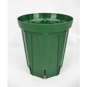 植木鉢・プラスチック鉢(スリットポット)4号ロング(10個1組)