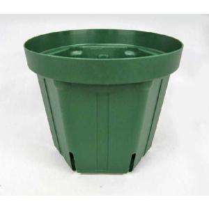 植木鉢・プラスチック鉢(スリットポット)5号(10個1組)