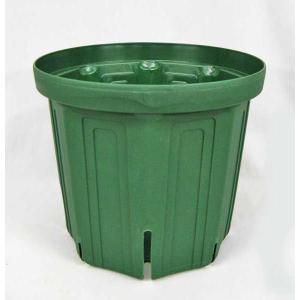 植木鉢・プラスチック鉢(スリットポット)7号(5個1組)