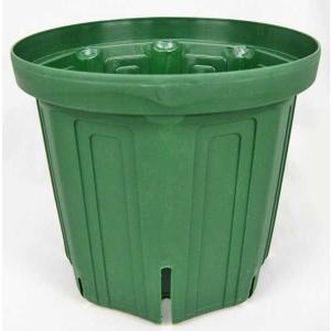 植木鉢・プラスチック鉢(スリットポット)10号(2個1組)