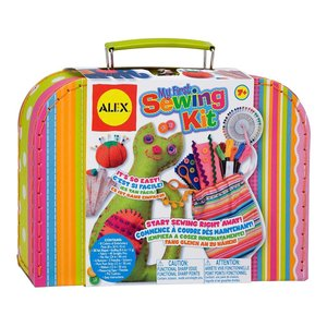 ALEX Toys マイファースト ソーイングキット My First Sewing Kit 子供用ソーイングセット 裁縫セット