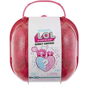 【国内在庫】LOL サプライズ! バブリー サプライズ ドール & ペット ピンク L.O.L. Surprise! Bubbly Surprise with Exclusive Doll and Pet Pink