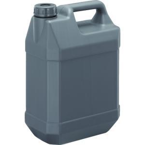 瑞穂化成工業 扁平缶グレー 4L 0185GYの画像
