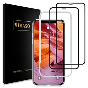 メーカー・ブランド:Nimaso  2枚セット ※iPhone XS Max専用です。お間違いのない...