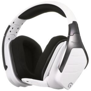 Logicool G ゲーミングヘッドセット ワイヤレス 無線 G933rWH ホワイト Dolby...