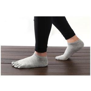 靴下 メンズ ソックス 5本指 3足セット スポーツ トレーニング ジム ランニング ウォーキング|povstore|06
