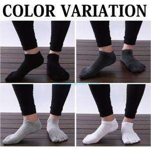 靴下 メンズ ソックス 5本指 3足セット スポーツ トレーニング ジム ランニング ウォーキング|povstore|07