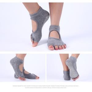 ヨガソックス 5本指 滑り止め 付き 靴下 ソックス ヨガウェア 人気 おすすめ かわいい おしゃれ|povstore|09