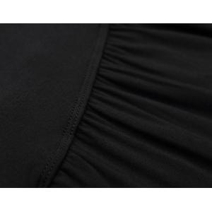ヨガウェア ヨガパンツ レディース 大きいサイズ 7分丈  スポーツ フィットネス トレーニング パンツ|povstore|06