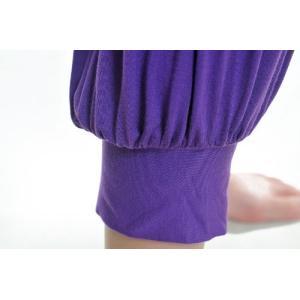 送料無料 ヨガパンツ レディース サルエルパンツ フィットネス ホット ヨガ ウェア スポーツ hot yoga|povstore|12