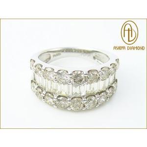 ダイヤモンドリング/3.0ctプラチナ900指輪/芦屋ダイヤモンド***|power-house-again