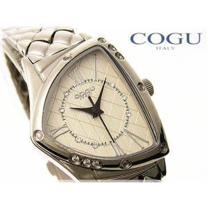COGU ITALY(コグイタリー)レディース腕時計≪三角フェイスケース≫ power-house-again