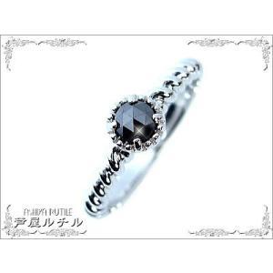 ★完売御礼★天然ブラックダイヤモンド/指輪/リング/スターリングシルバー|power-house-again