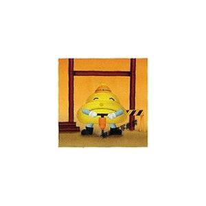 基礎が大事【金運「うんち君」♪】MINI絵画シリーズ20【土建屋うんち君】当社のみの独占販売!|power-house-again