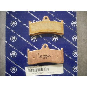 ブレーキパッド PMキャリパー   112x6キャリパー用 0051-1602DS|power-toys