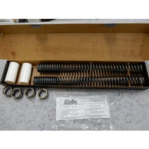 ハーレー フロントロワリングキット Burly 49mmフォーク用 0416-0063
