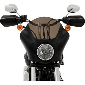 Memphis ナックルガード ブラック 96〜UP年FXD、XL他 0635-1425  power-toys 02