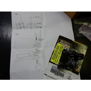 Memphis ナックルガード ブラック 96〜UP年FXD、XL他 0635-1425  power-toys 05
