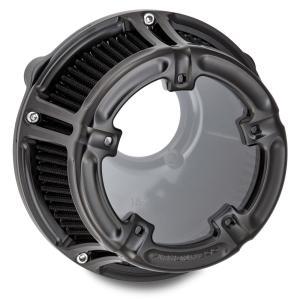 メソッドエアクリーナーブラック  17〜18年 M8モデル 1010-2373|power-toys