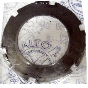 ベアリング入りスチールプレート  41〜84年  1131-0481    |power-toys