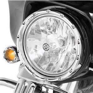 ☆ヘッドライト トリムリング LED 7