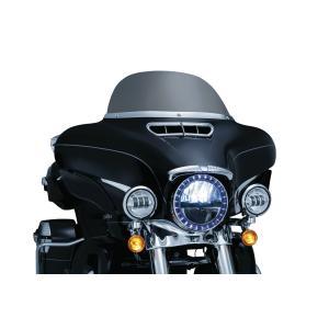 ☆LED ヘッドライト トリムリング    14〜17年ツーリングモデル 6917 power-toys