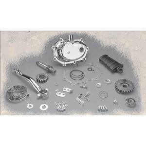☆4速ミッション キッカーカバーキット  36〜86年4速用  25941     |power-toys