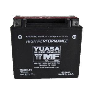 USユアサ YTX20HL-BSハイパワー メンテナンスフリー 2831668|power-toys