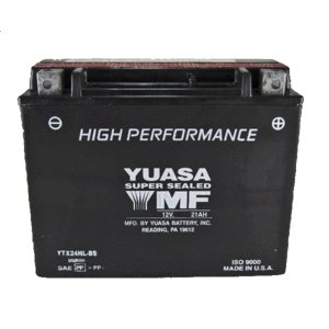 ハーレー バッテリー YTX24HL-BS 66010-82B FL FLH FLT|power-toys