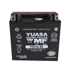USユアサ YTX14L-BS バッテリー  メンテナンスフリー  2831682|power-toys