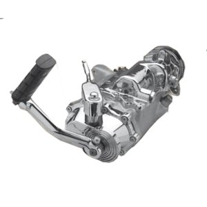 ☆レブテック 4速トランスミッション  ナチュラル(RAW)仕上げ 30650|power-toys