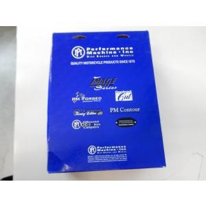 ☆PM サドルバッグ ラッチカバー   14〜19年ツーリング 0200-2006-BM|power-toys|05