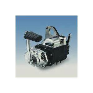 ☆レブテック 5速トランスミッション ブラックリンクル仕上げ 58296|power-toys