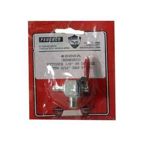 ガソリンコック 1/8インチNPT 90°  800A  |power-toys