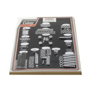 ☆Colony製 ハードウェアーキット 66〜69年 ショベル  8307 CHR|power-toys