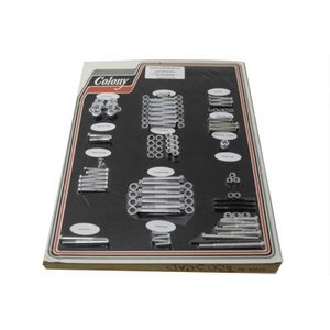 ☆Colony製 ハードウェアーキット   71〜73年 XLアイアン  8319 CHR|power-toys