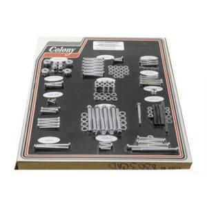 ☆Colony製 ハードウェアーキット   74〜76年 XLアイアン  8320 CHR|power-toys