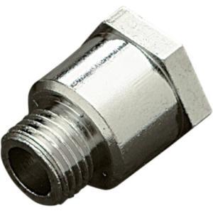 オイルゲージフィッティング  クローム DS-245235|power-toys