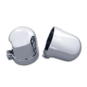 リアサスペンション トップカバー  ビンテージスタイル  DS-310040|power-toys