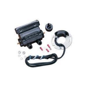 ◆ハーレー ダイナS イグニッションキット デュアルファイヤー (同爆点火) DSK6ー1|power-toys