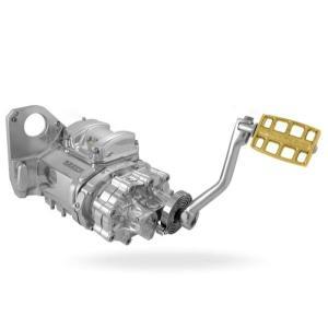 ☆ベーカー 6速トランスミッション ポリッシュ仕上げ  K701P|power-toys