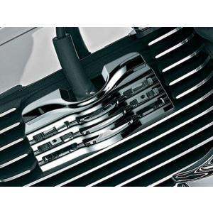 ☆クリアキン スロット スパークプラグ ヘッドボルトカバー クローム 7260|power-toys