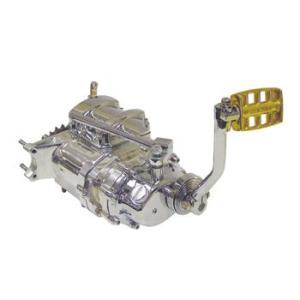 ☆ベーカー 6in4速ミッション    ポリッシュ仕上げ  M6402P|power-toys