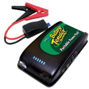 ポータブル式 バッテリージャンパー  12V用 ジャンプスターターキット|power-toys