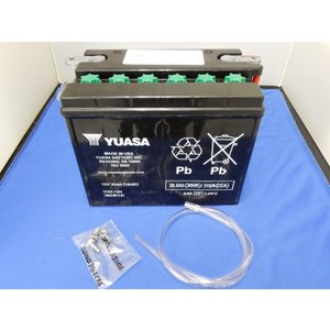 USユアサ YHD−12 バッテリー  開放式タイプ ショベル    |power-toys